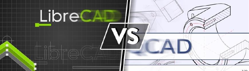 LibreCAD vs QCAD